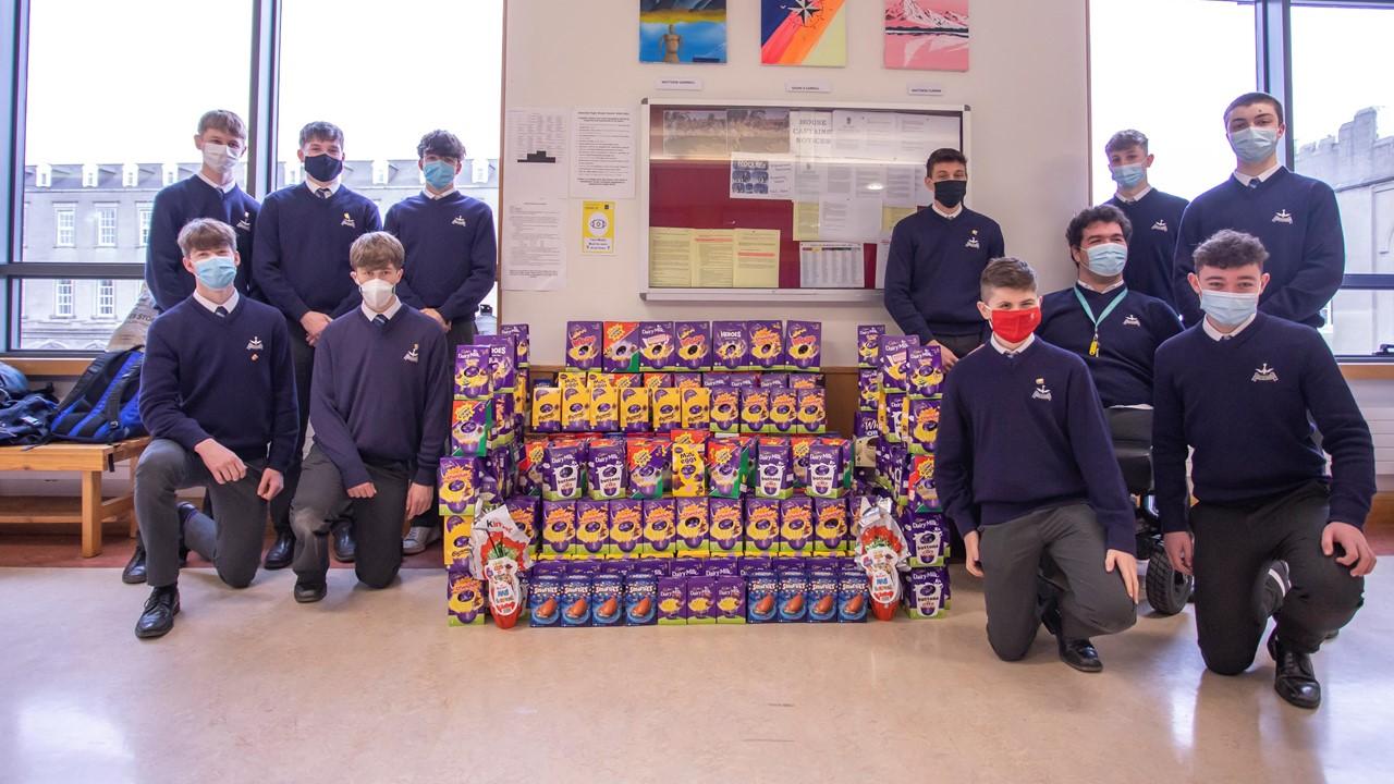 Blackrock College Easter Egg Donation